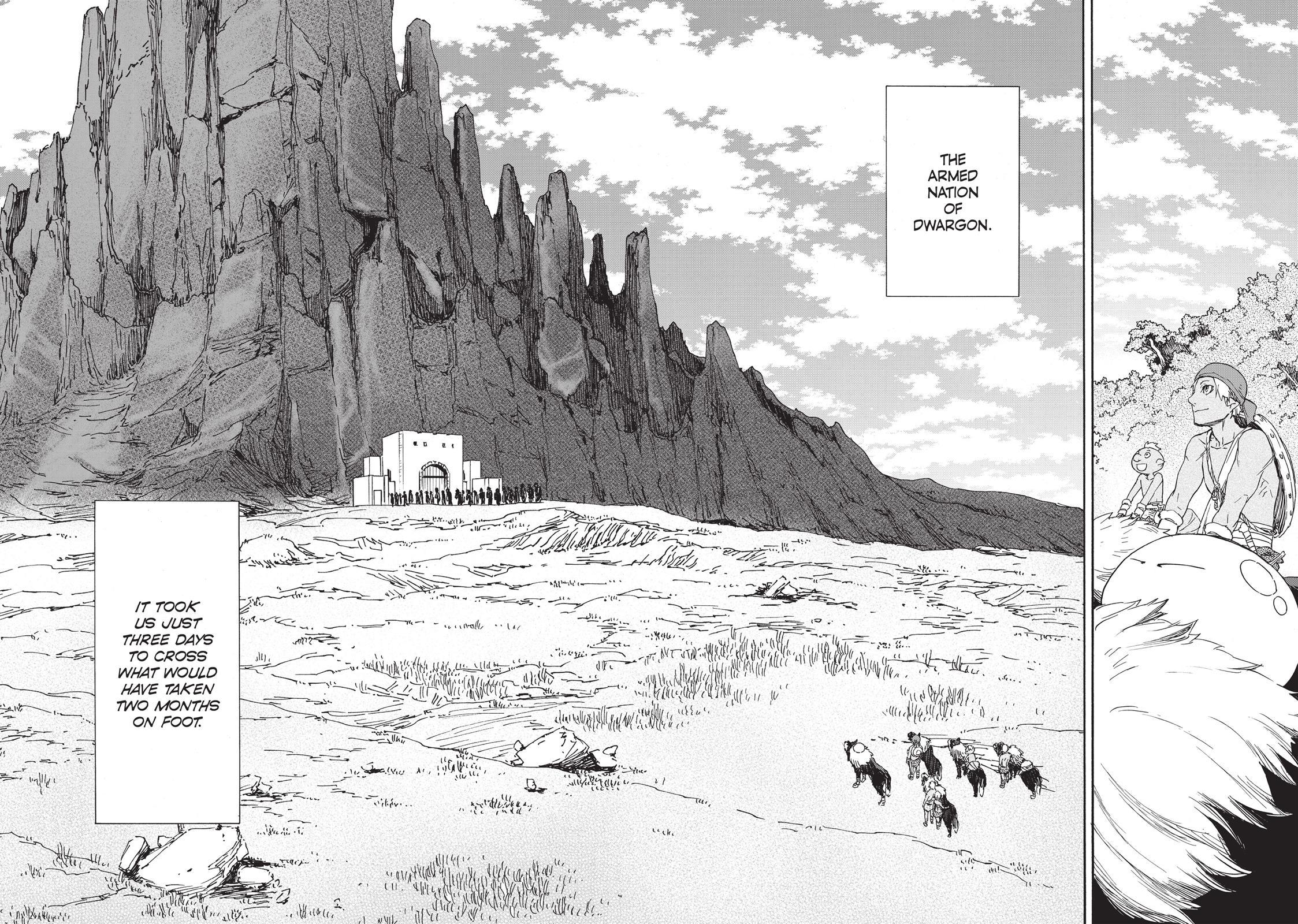Tensei shitara Slime Datta Ken, Chapter 4 image 024