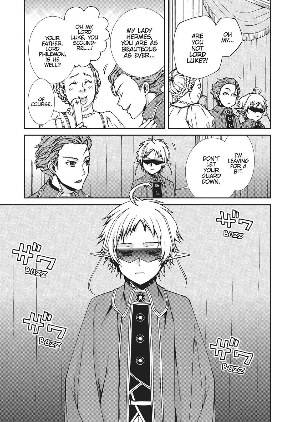 Mushoku Tensei, Chapter 38 image 016