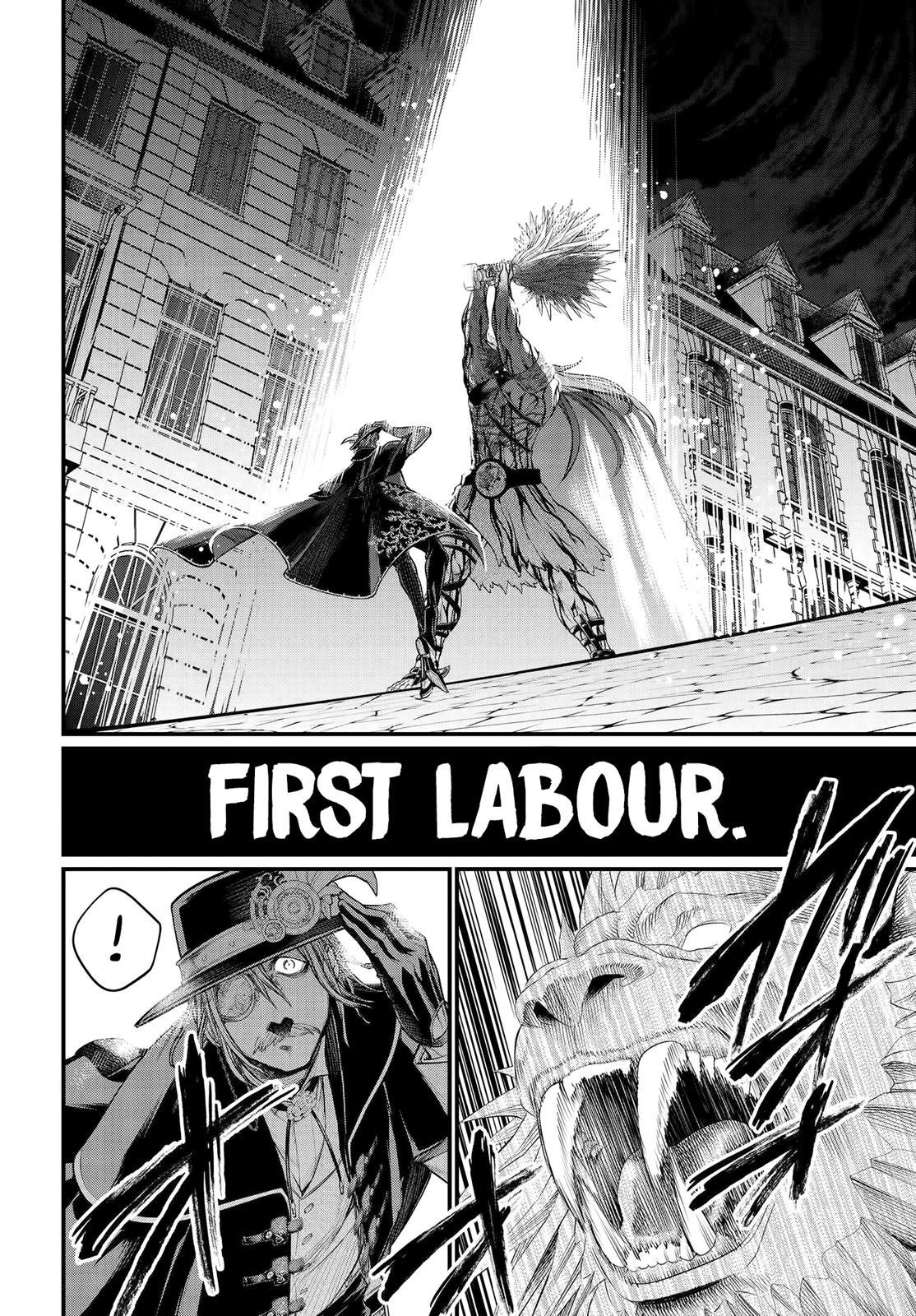Shuumatsu no Valkyrie, Chapter 24 image 013