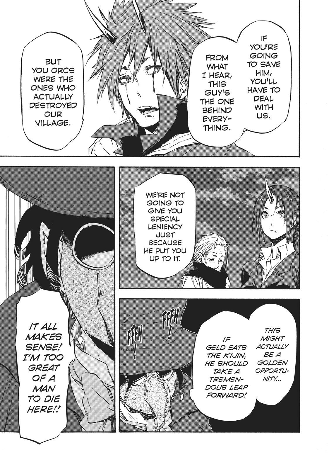 Tensei shitara Slime Datta Ken, Chapter 23 image 025