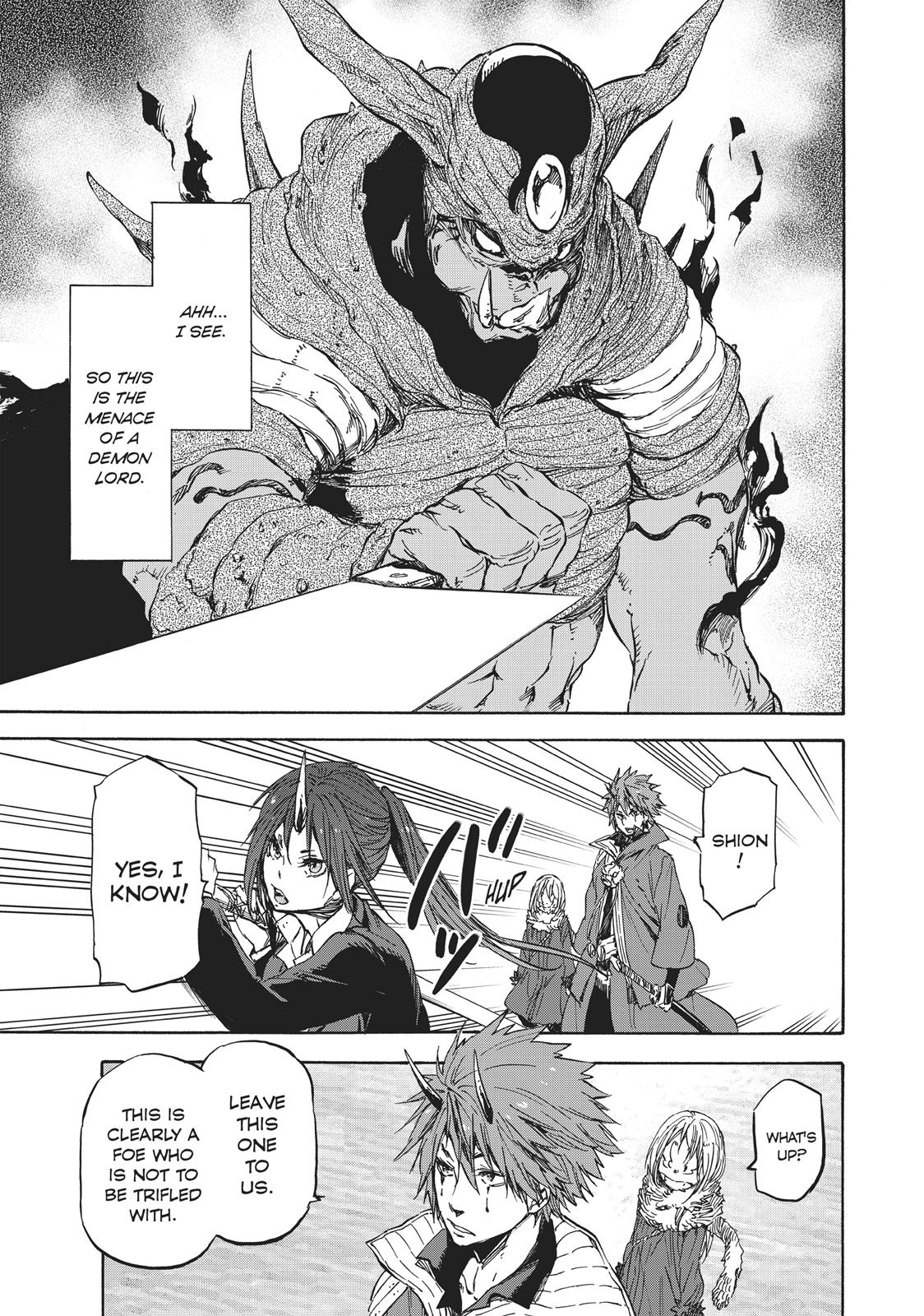 Tensei shitara Slime Datta Ken, Chapter 24 image 004