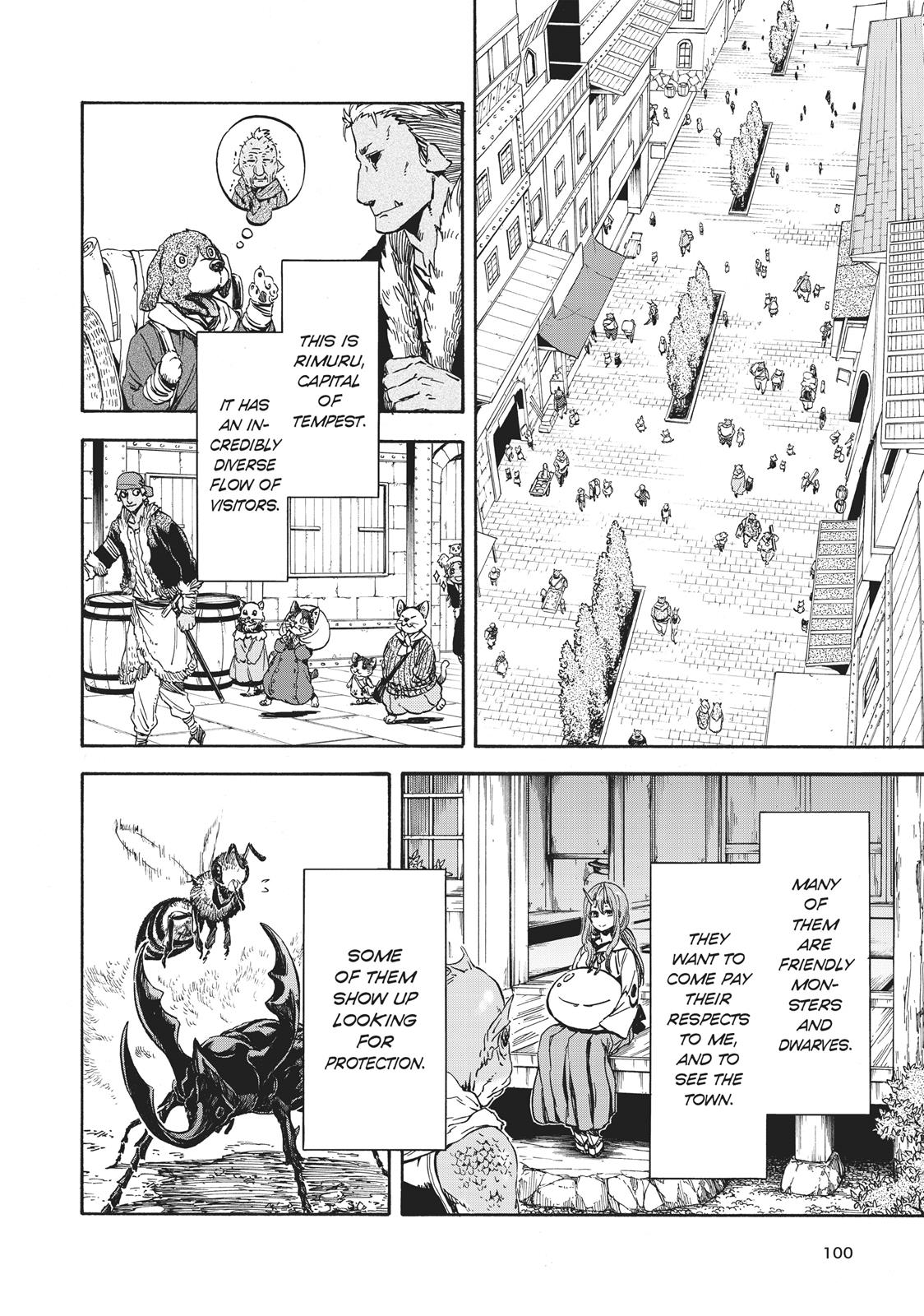 Tensei shitara Slime Datta Ken, Chapter 30 image 004