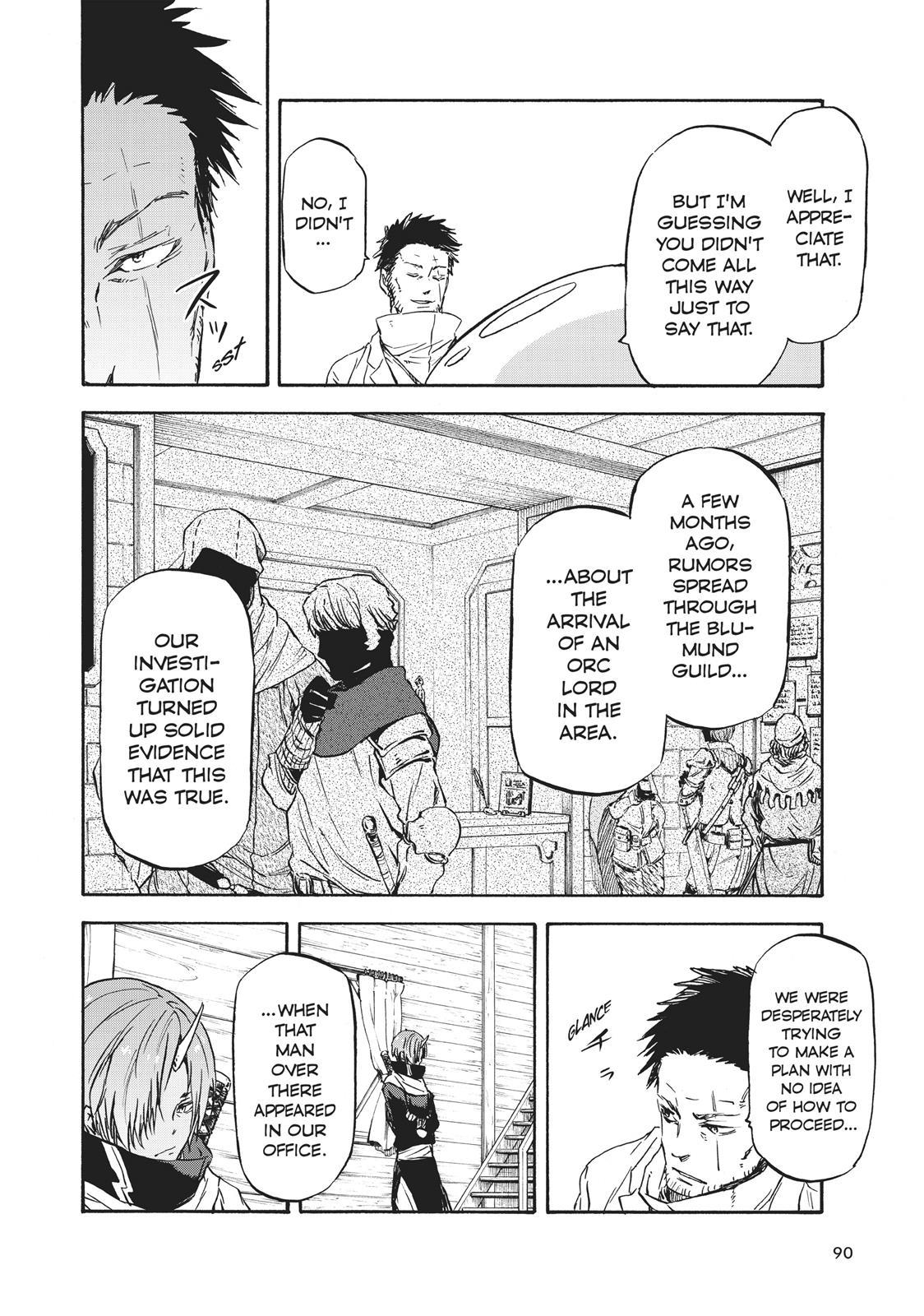 Tensei shitara Slime Datta Ken, Chapter 34 image 030
