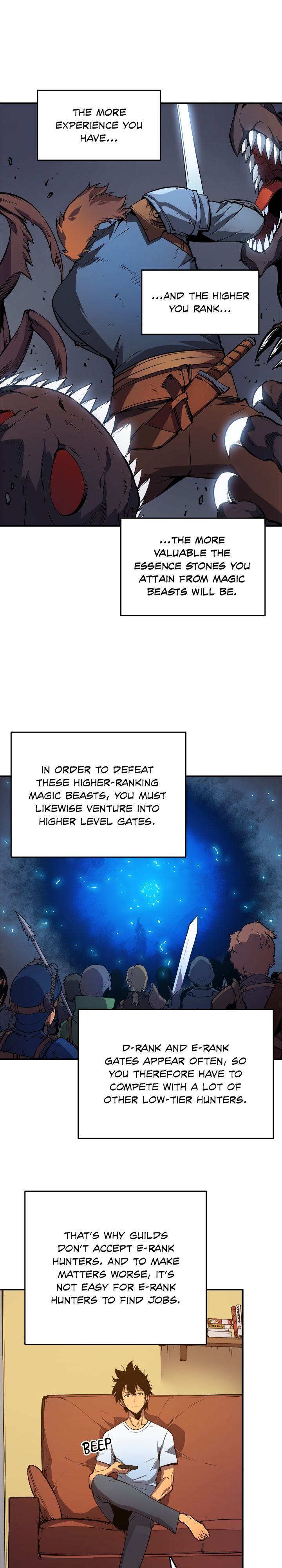 Solo Leveling, Chapter 18 image 016