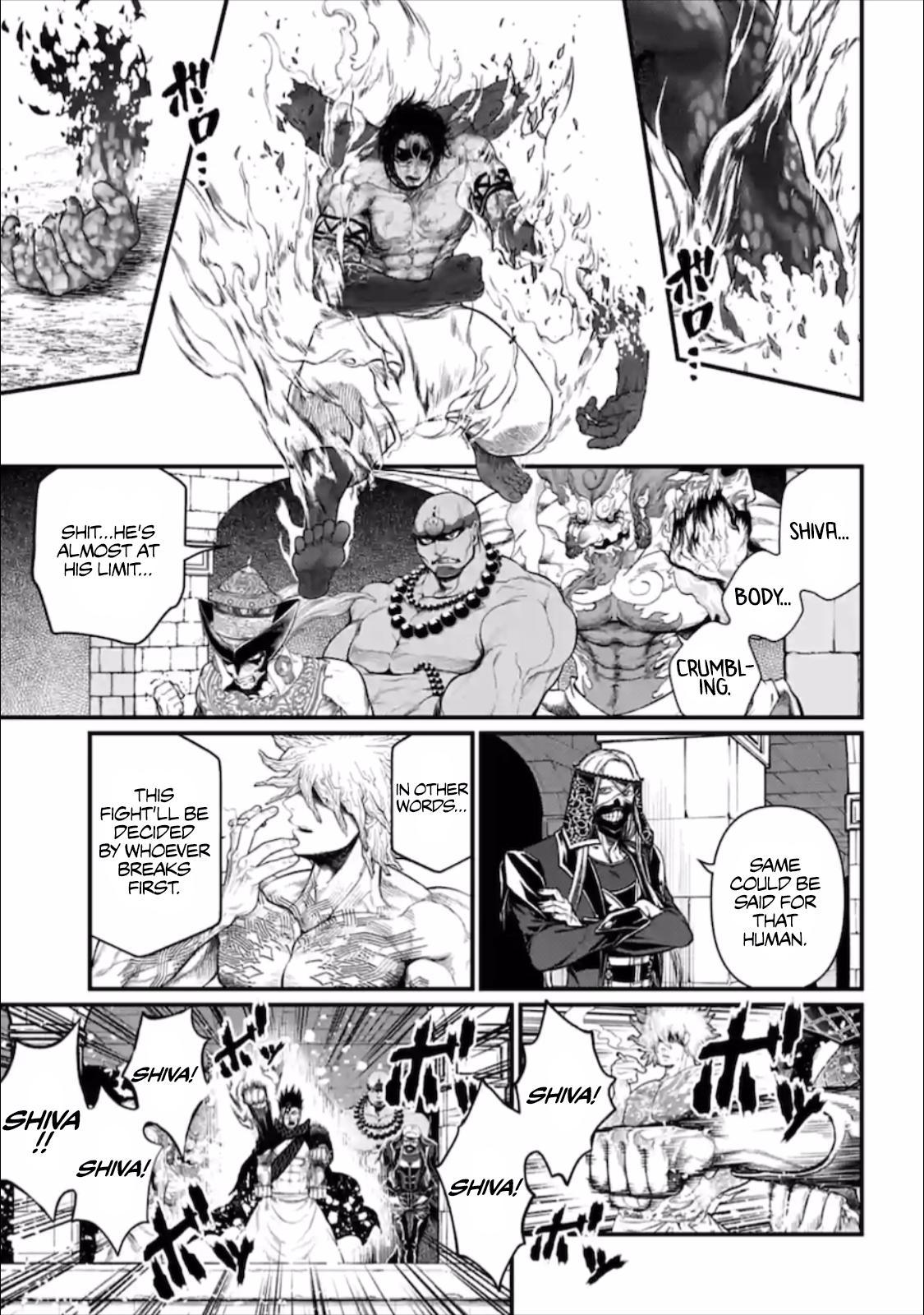 Shuumatsu no Valkyrie, Chapter 41 image 020