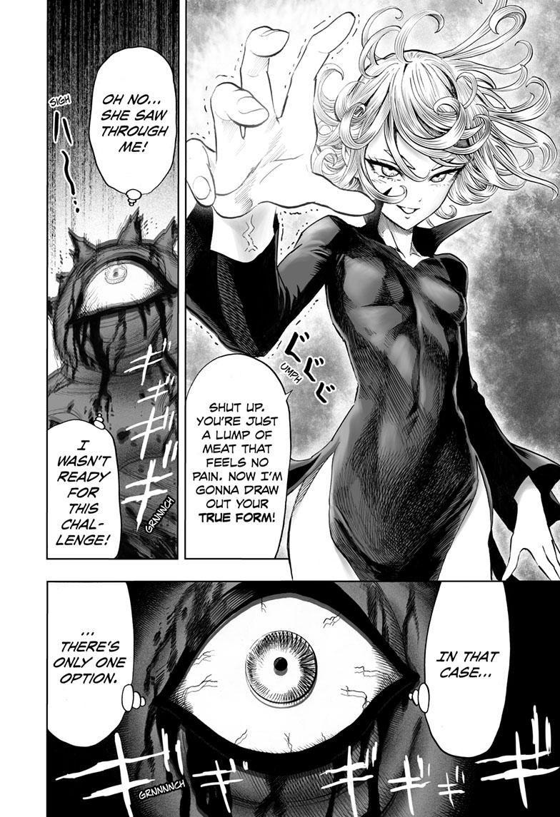 One-Punch Man, Chapter 105 image 012