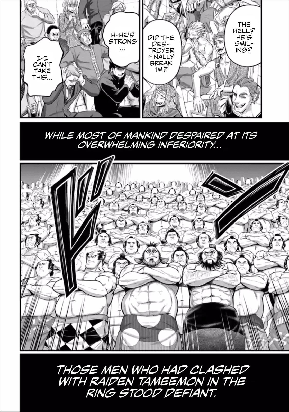 Shuumatsu no Valkyrie, Chapter 39 image 003