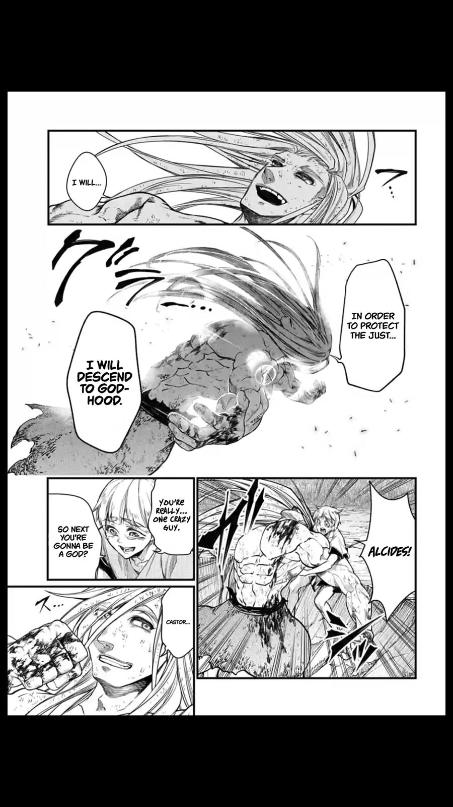 Shuumatsu no Valkyrie, Chapter 23 image 029