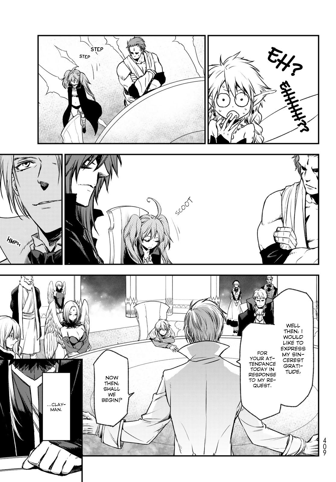 Tensei shitara Slime Datta Ken, Chapter 78 image 025