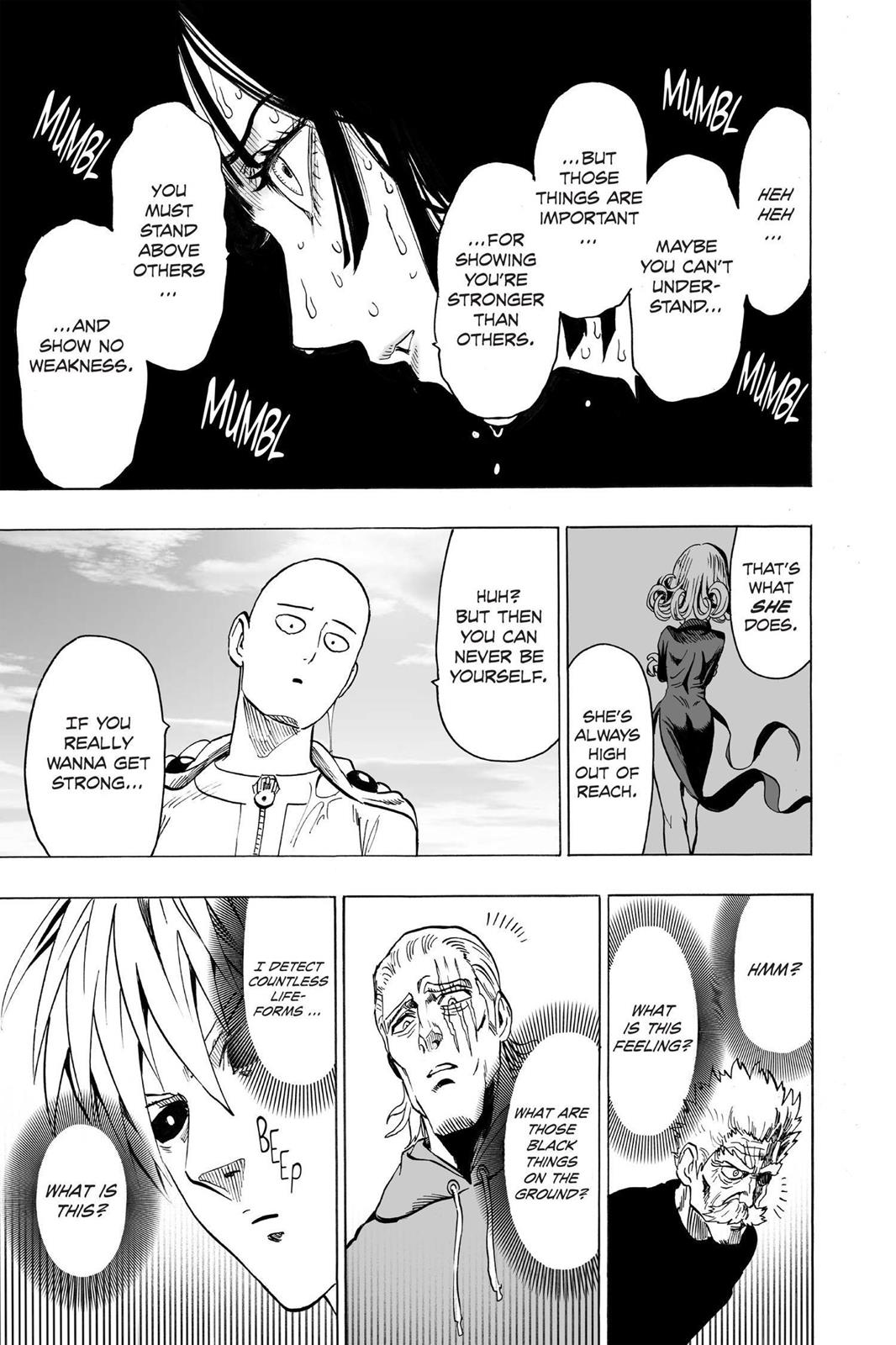 One-Punch Man, Chapter 55.7 image 029