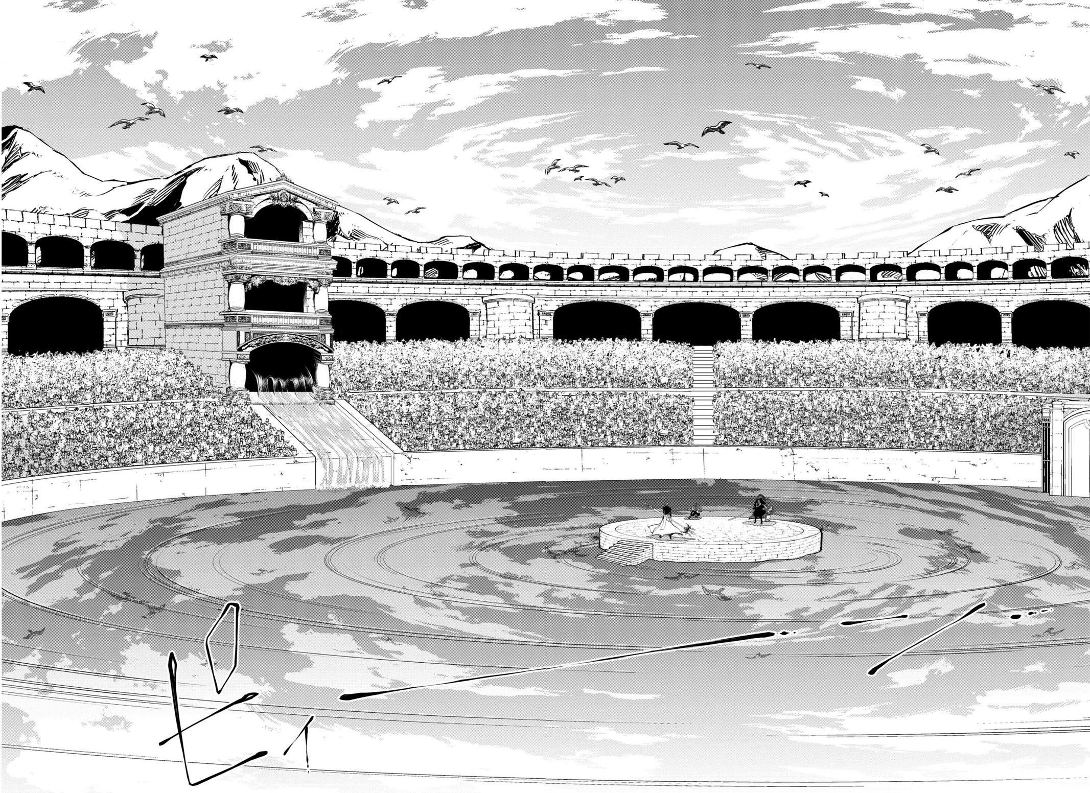 Shuumatsu no Valkyrie, Chapter 14 image 023