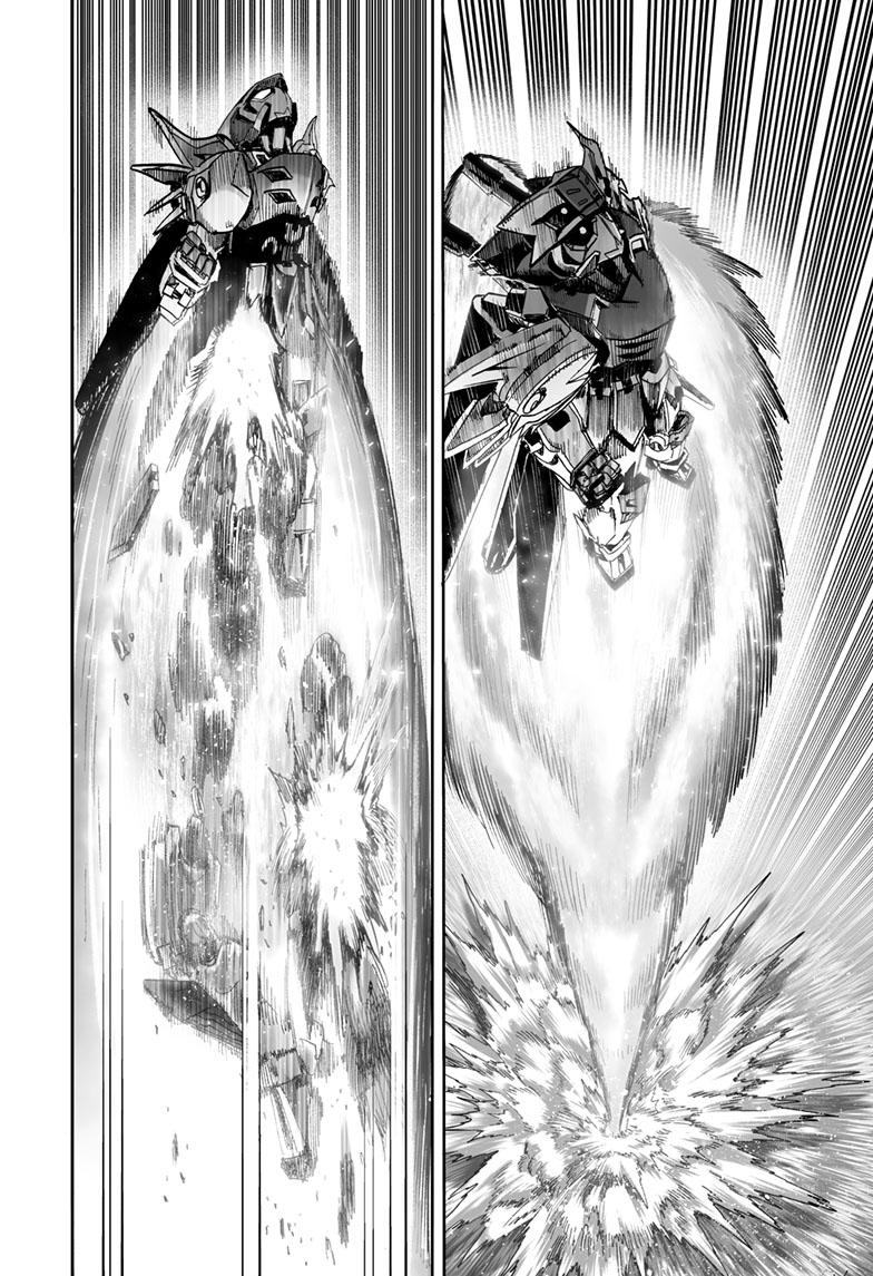 One-Punch Man, Chapter 98 Mag image 035