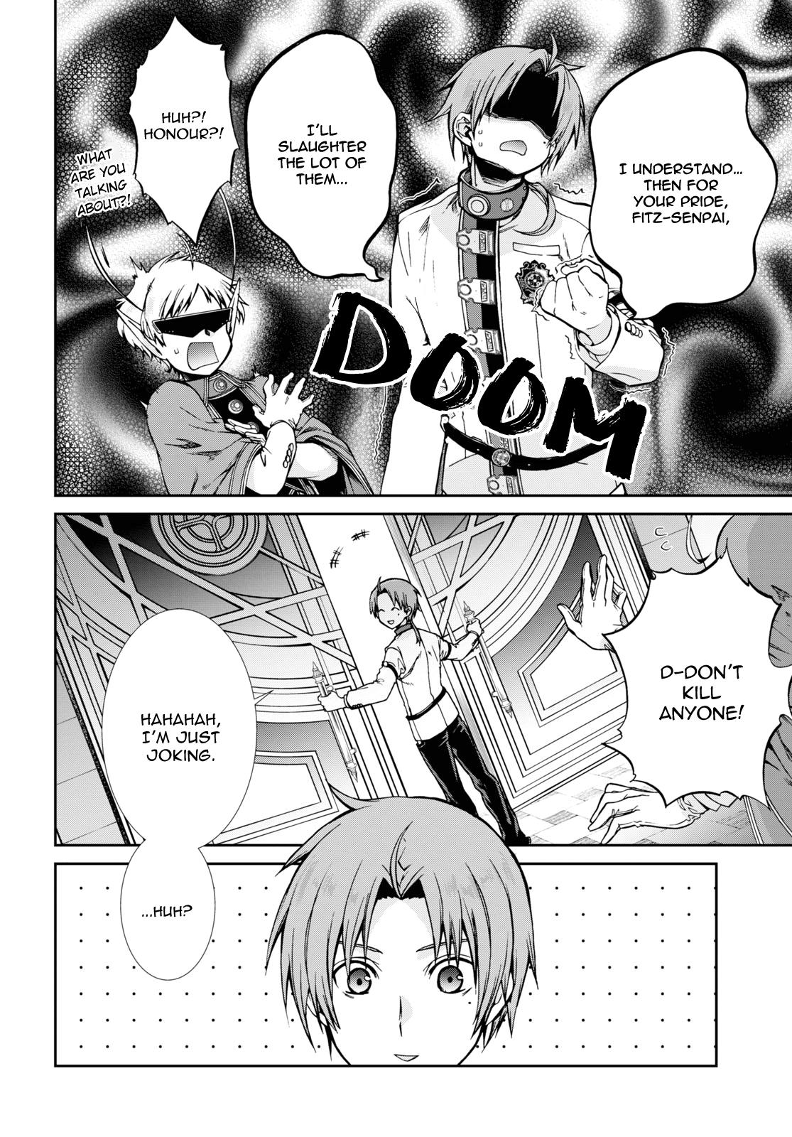 Mushoku Tensei, Chapter 65 image 034