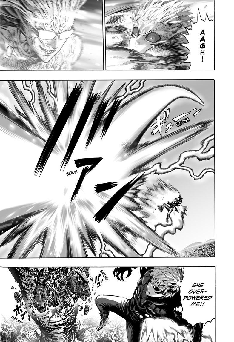 One-Punch Man, Chapter 131 image 035