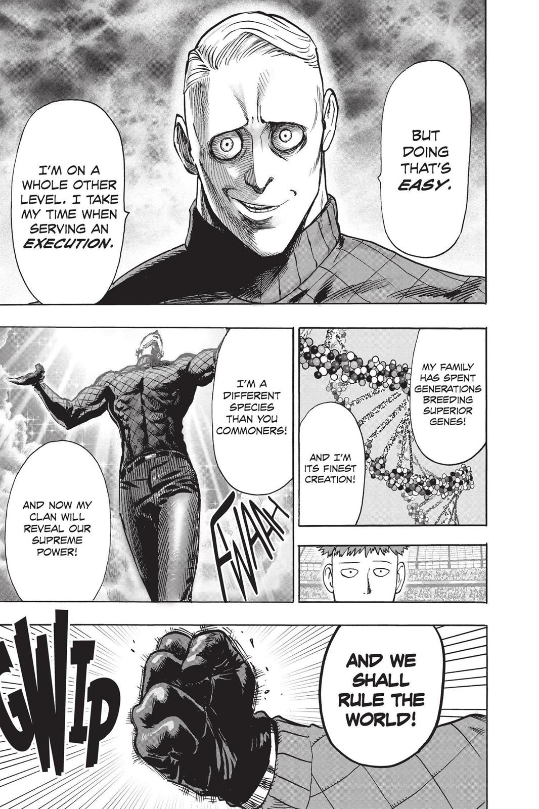 One-Punch Man, Chapter 69 image 034