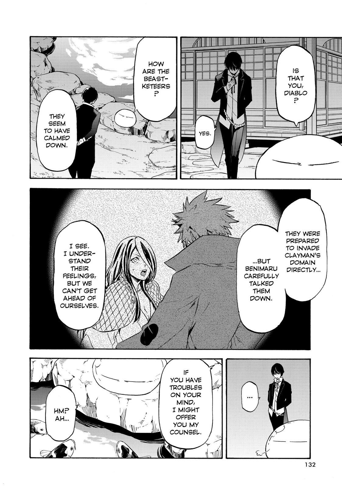 Tensei shitara Slime Datta Ken, Chapter 70 image 035
