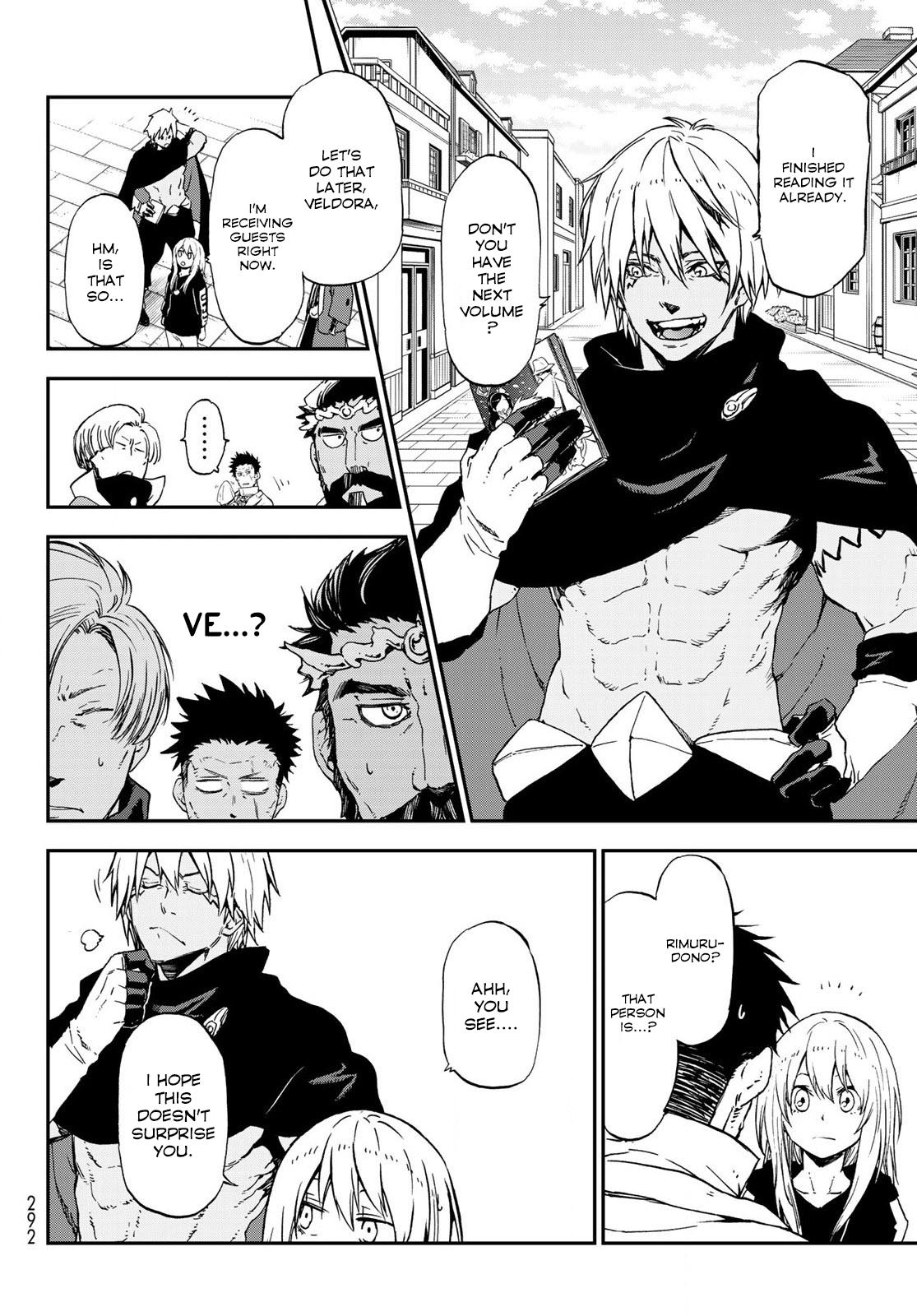 Tensei shitara Slime Datta Ken, Chapter 74 image 024