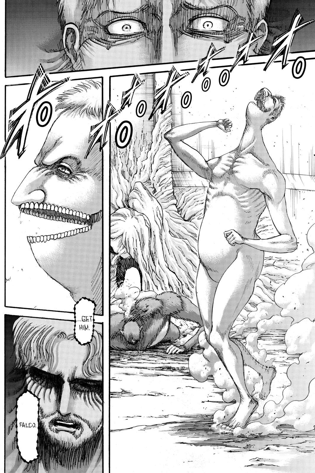 Attack On Titan, Episode 119 image 026