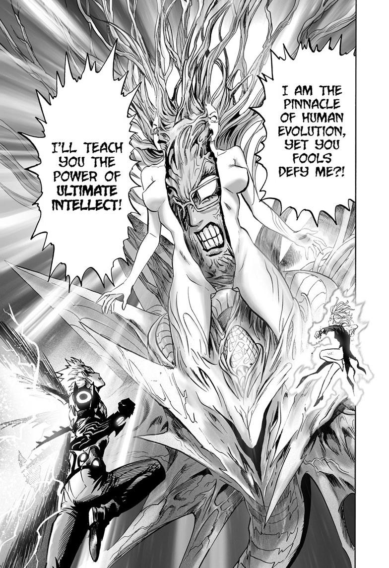One-Punch Man, Chapter 131 image 039