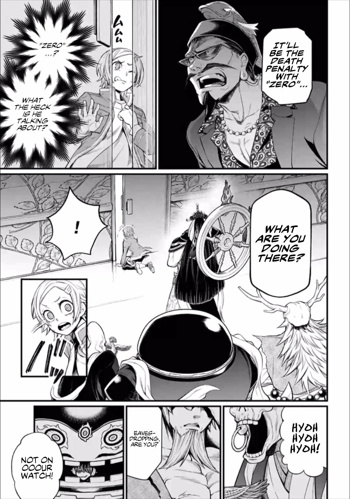 Shuumatsu no Valkyrie, Chapter 43 image 010