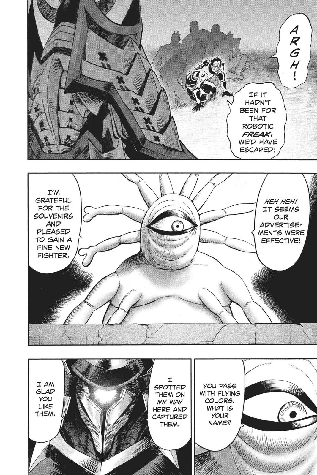 One-Punch Man, Chapter 87 image 008