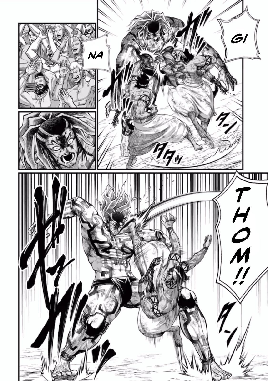 Shuumatsu no Valkyrie, Chapter 38 image 015