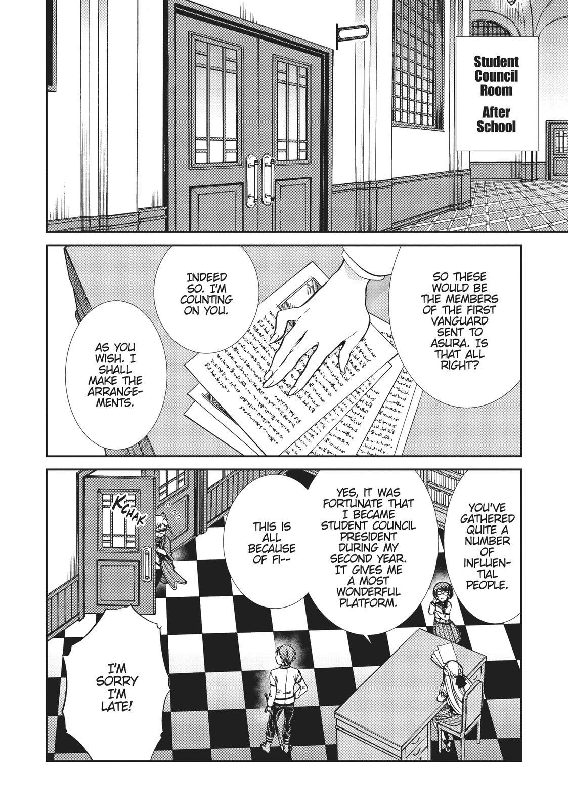 Mushoku Tensei, Chapter 57 image 016