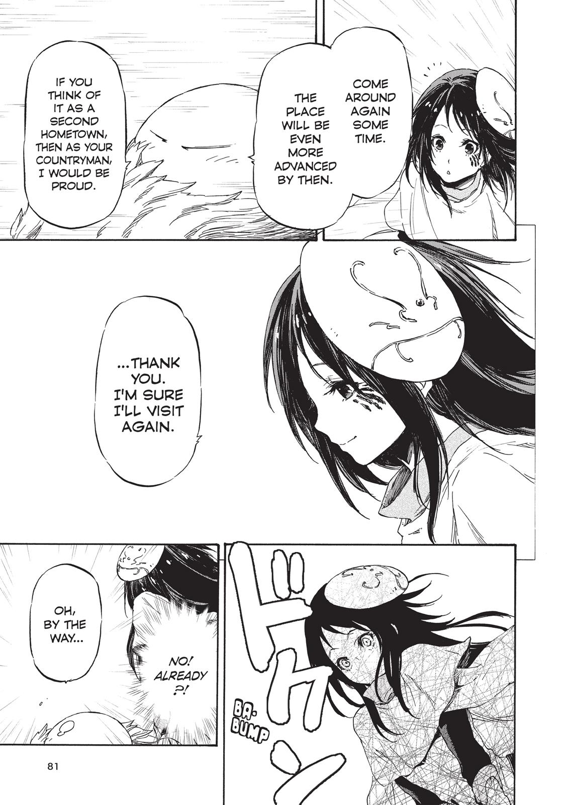 Tensei shitara Slime Datta Ken, Chapter 9 image 015