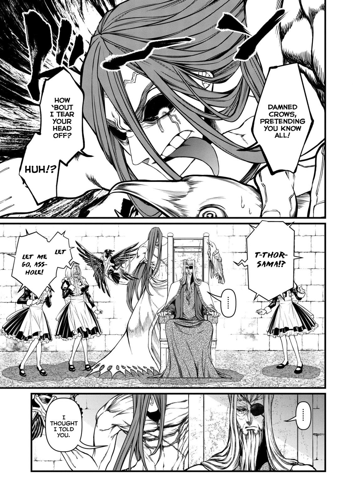 Shuumatsu no Valkyrie, Chapter 11 image 011