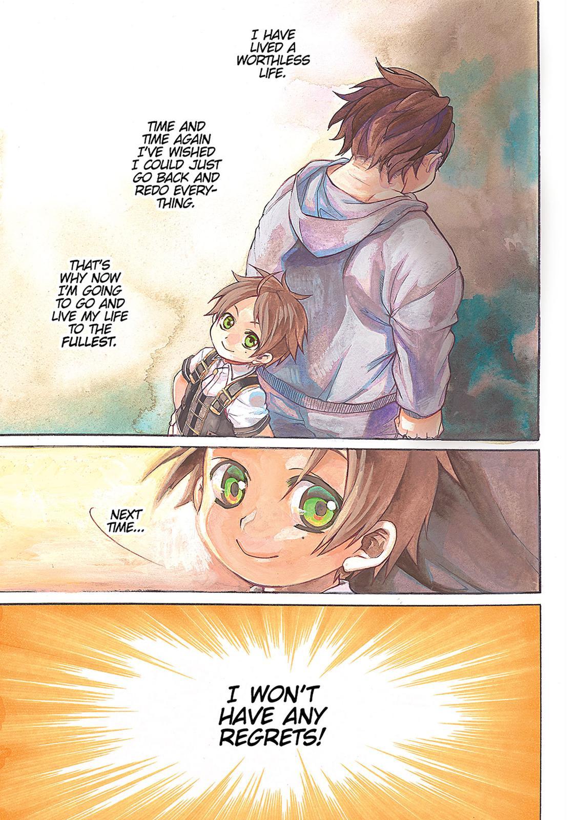 Mushoku Tensei, Chapter 1 image 003