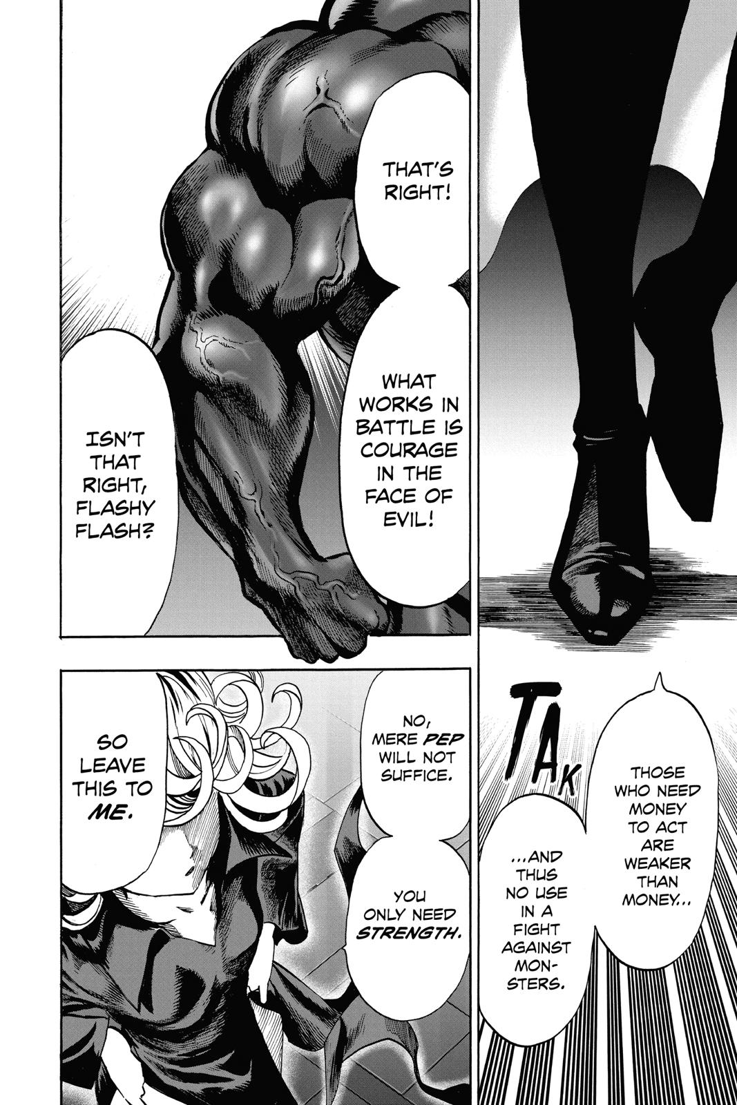 One-Punch Man, Chapter 92 image 016