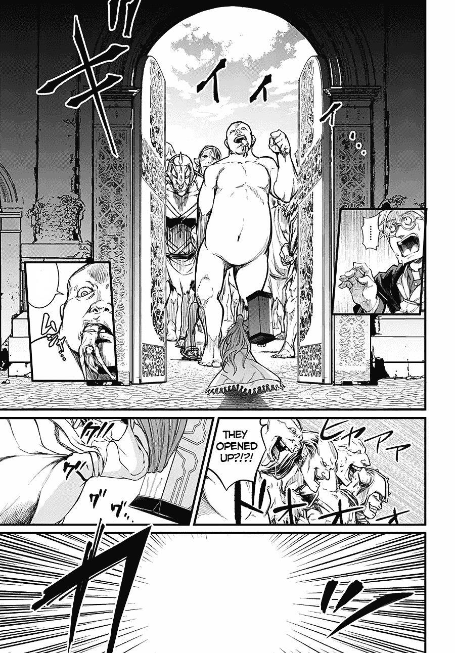 Shuumatsu no Valkyrie, Chapter 2.5 image 014