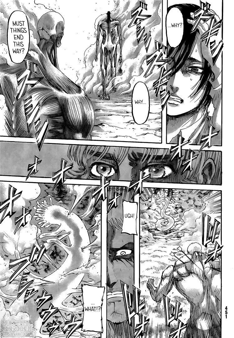 Attack On Titan, Chapter 138 image 014