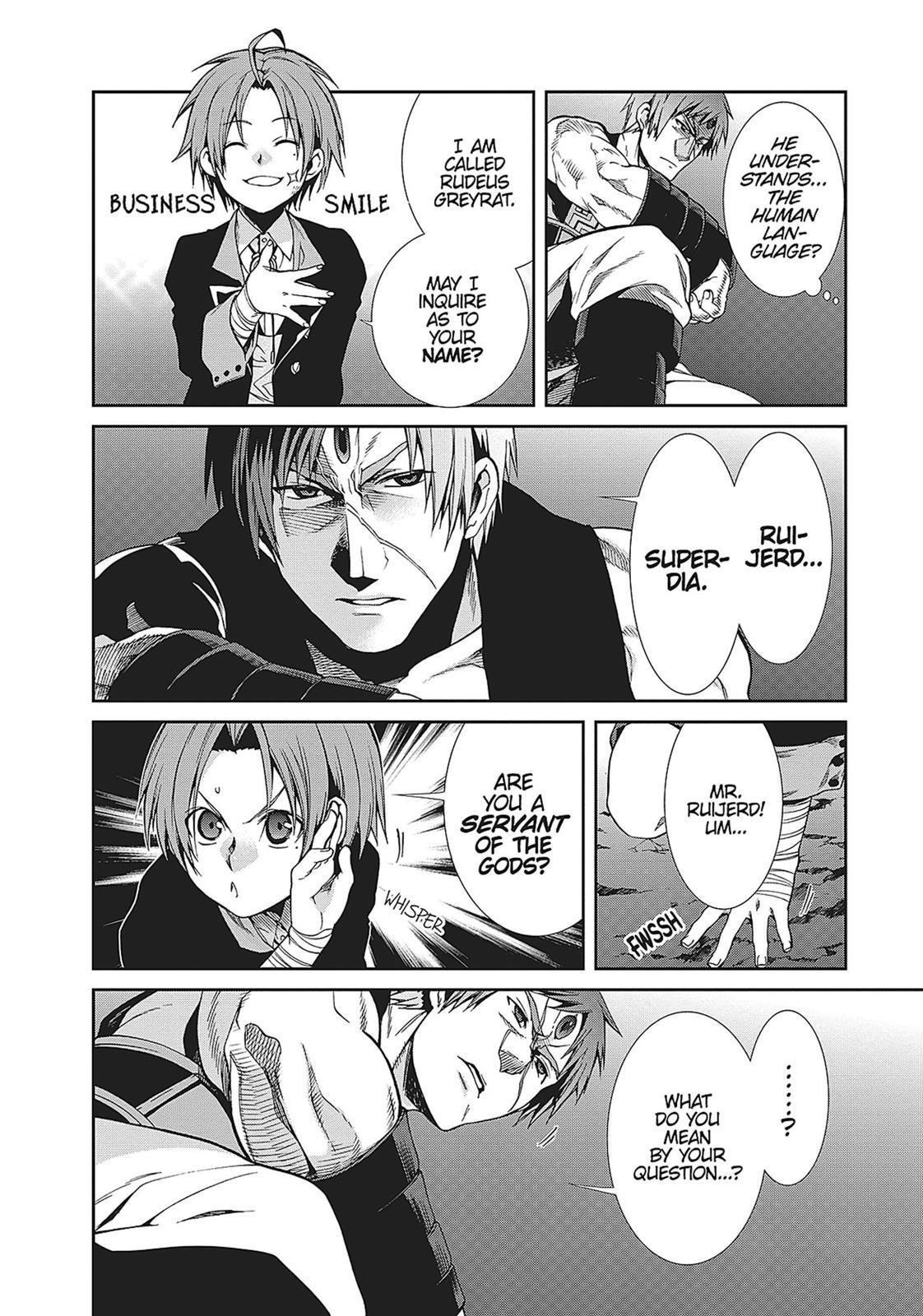 Mushoku Tensei, Chapter 18 image 004