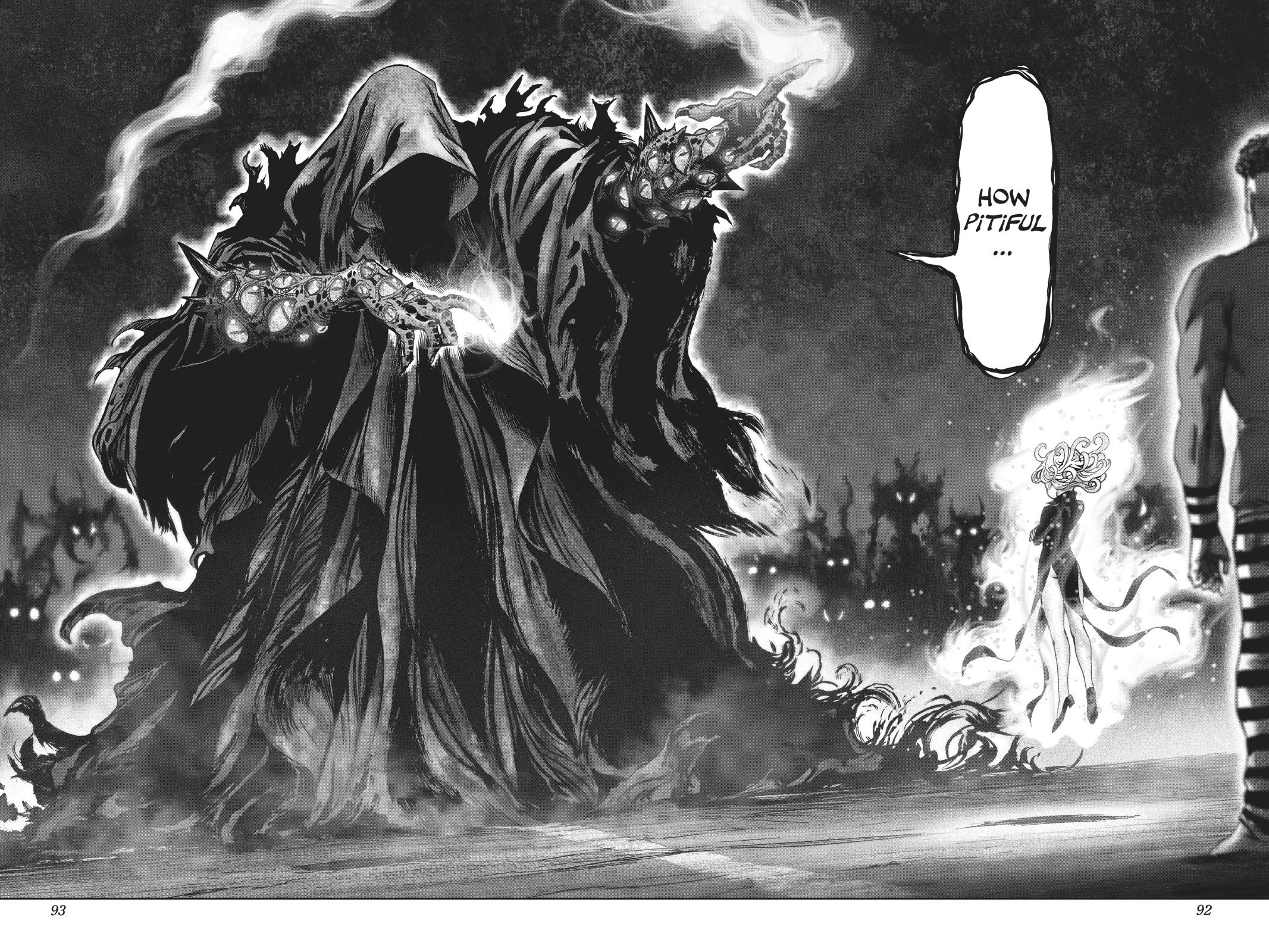 One-Punch Man, Chapter 96 image 014