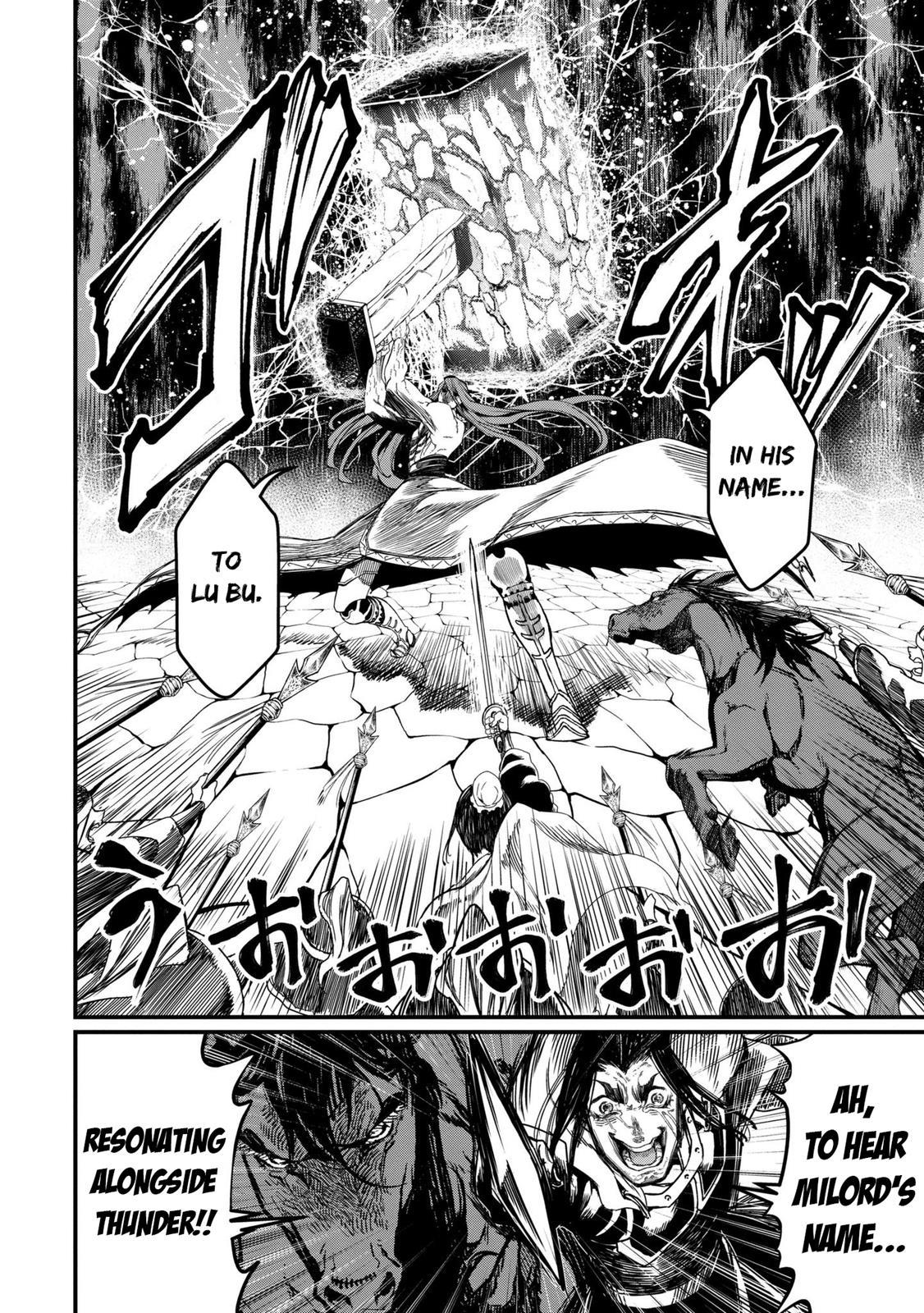 Shuumatsu no Valkyrie, Chapter 7 image 011