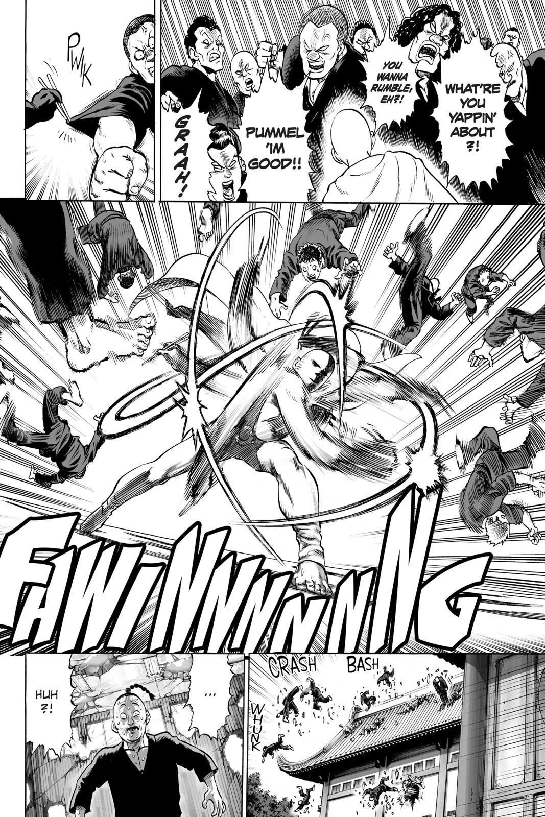 One-Punch Man, Chapter 40.6 image 018