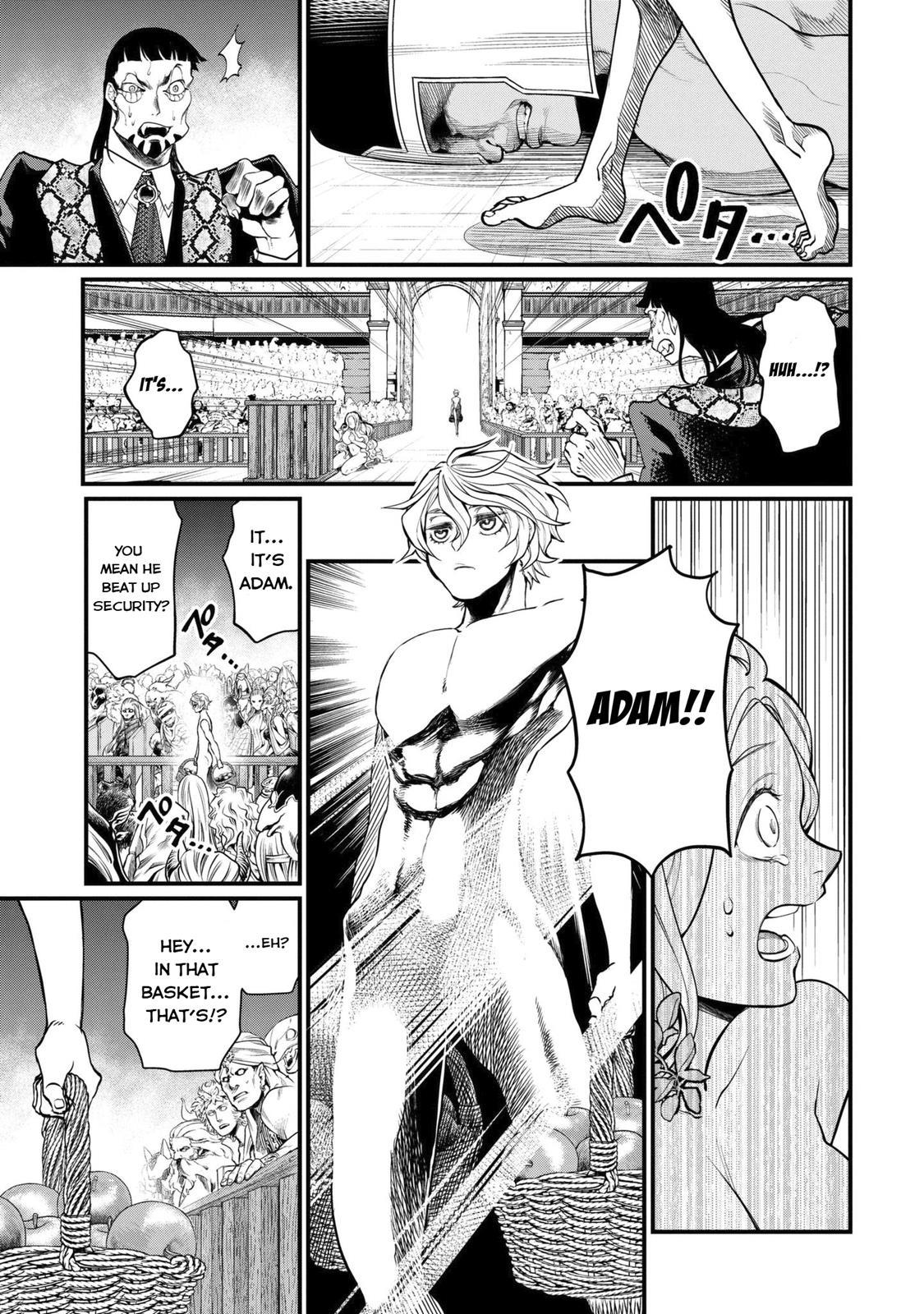 Shuumatsu no Valkyrie, Chapter 10 image 025