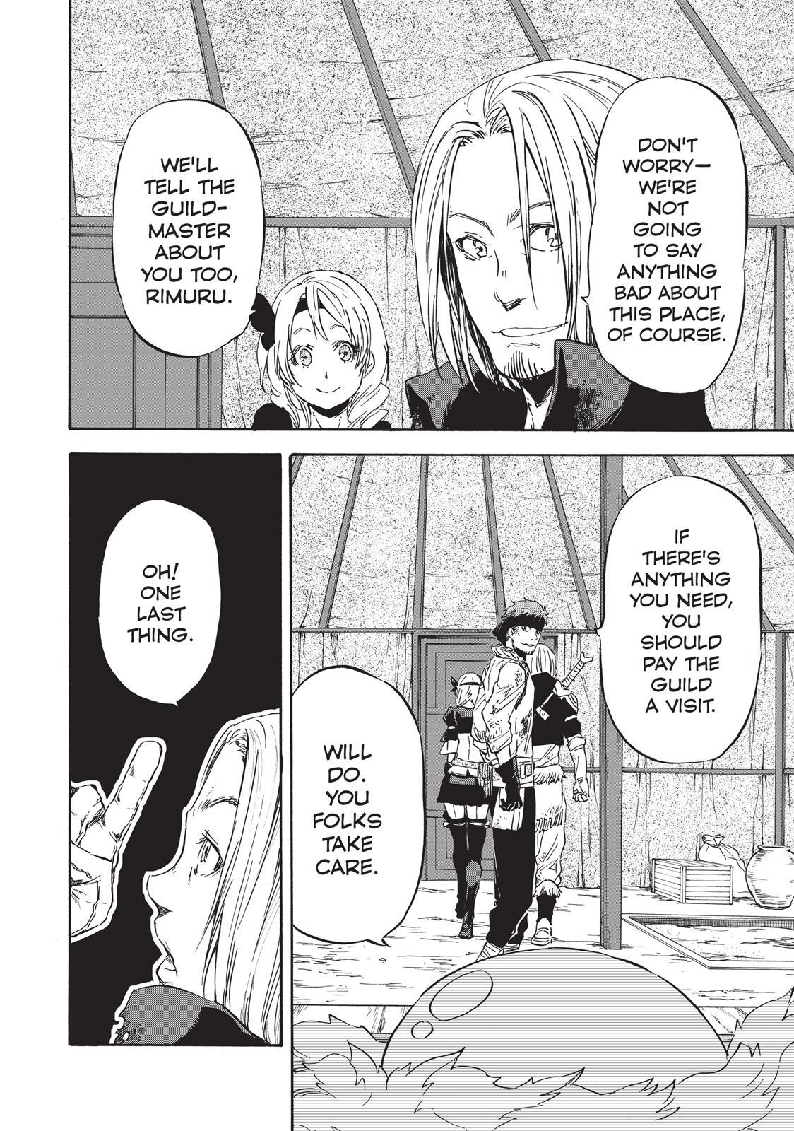 Tensei shitara Slime Datta Ken, Chapter 11 image 008
