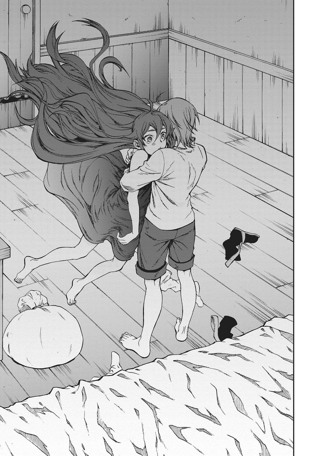 Mushoku Tensei, Chapter 51 image 013