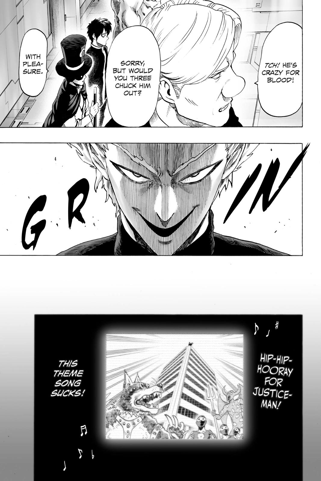 One-Punch Man, Chapter 41 image 012