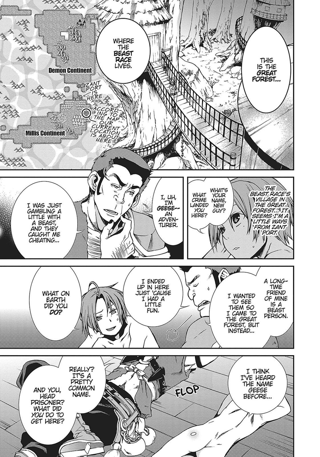 Mushoku Tensei, Chapter 31 image 017