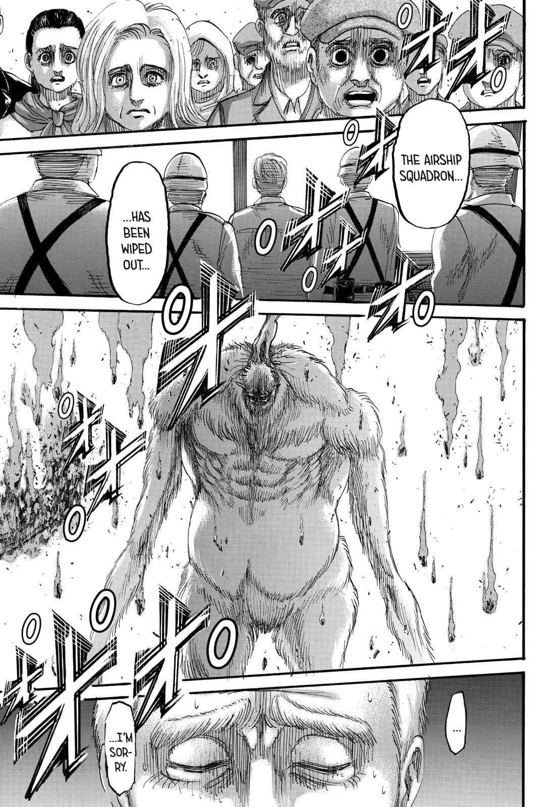 Attack On Titan, Episode 134 image 027