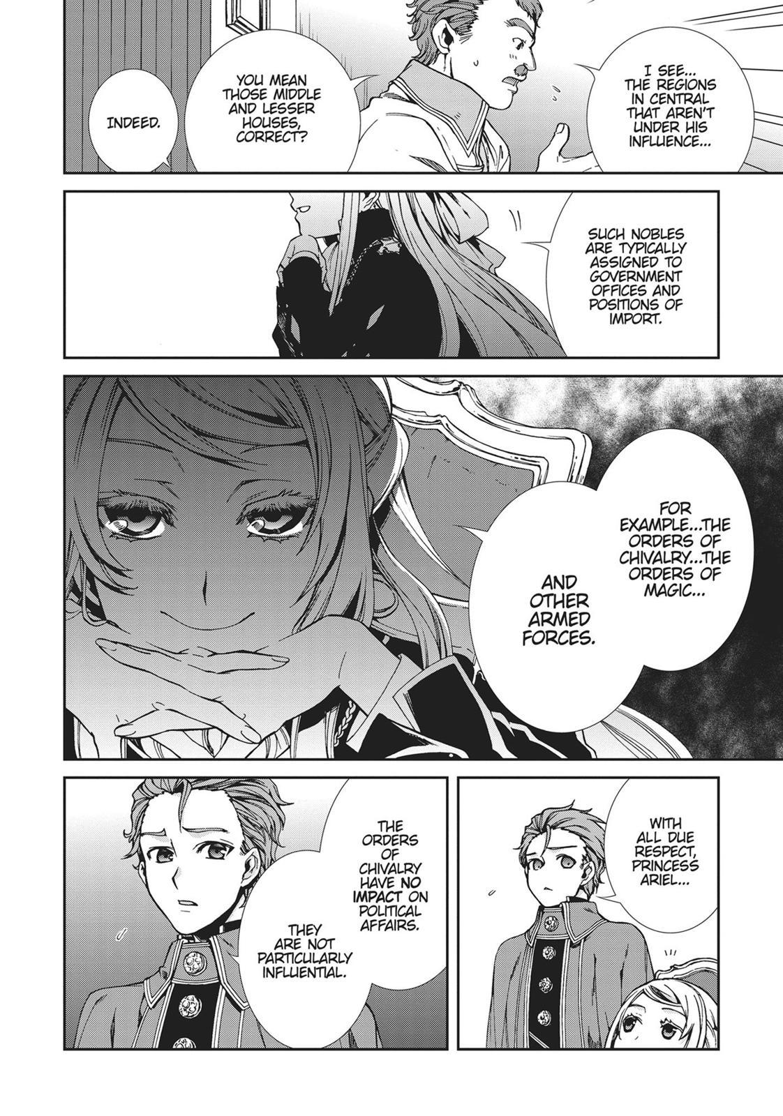 Mushoku Tensei, Chapter 39 image 006