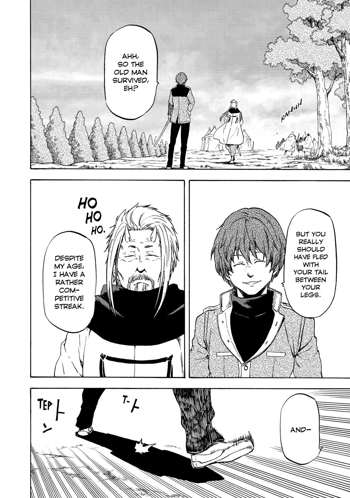 Tensei shitara Slime Datta Ken, Chapter 64 image 022