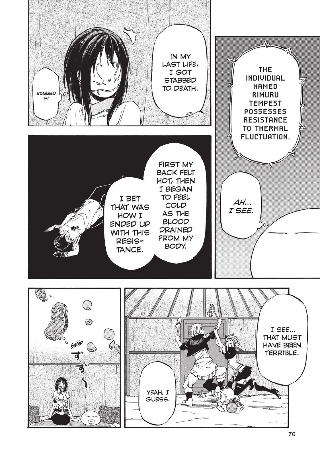 Tensei shitara Slime Datta Ken, Chapter 9 image 004