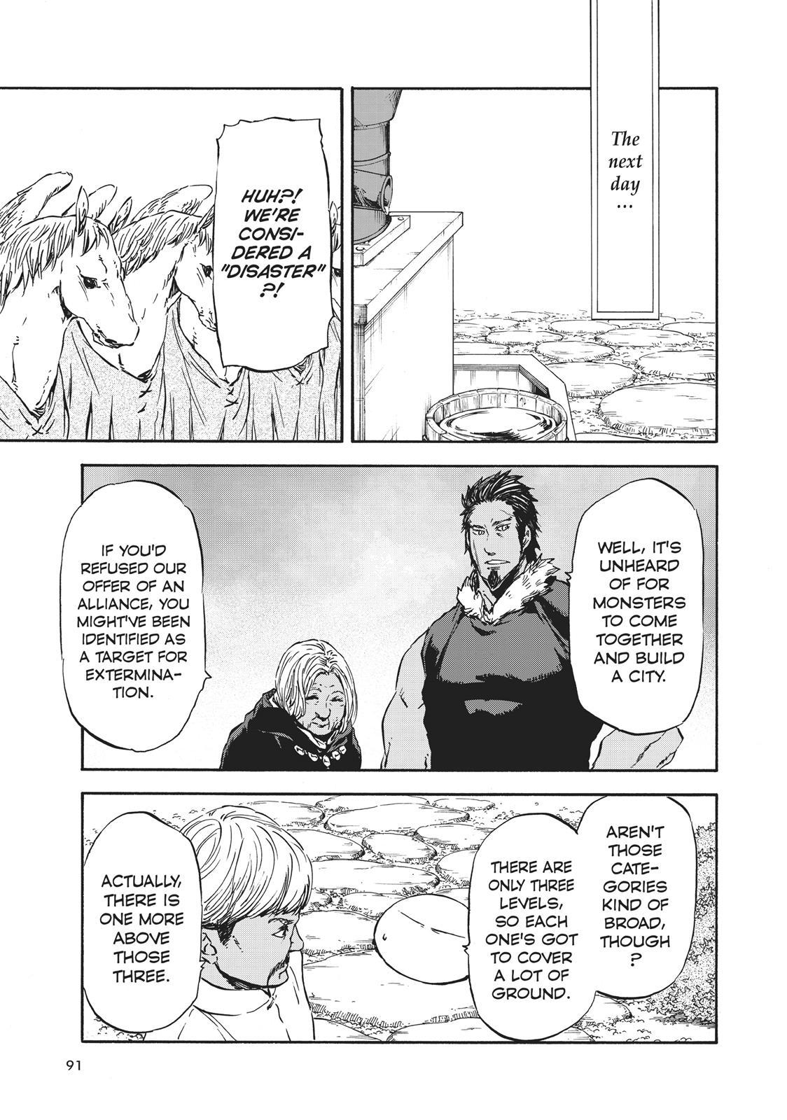 Tensei shitara Slime Datta Ken, Chapter 29 image 031