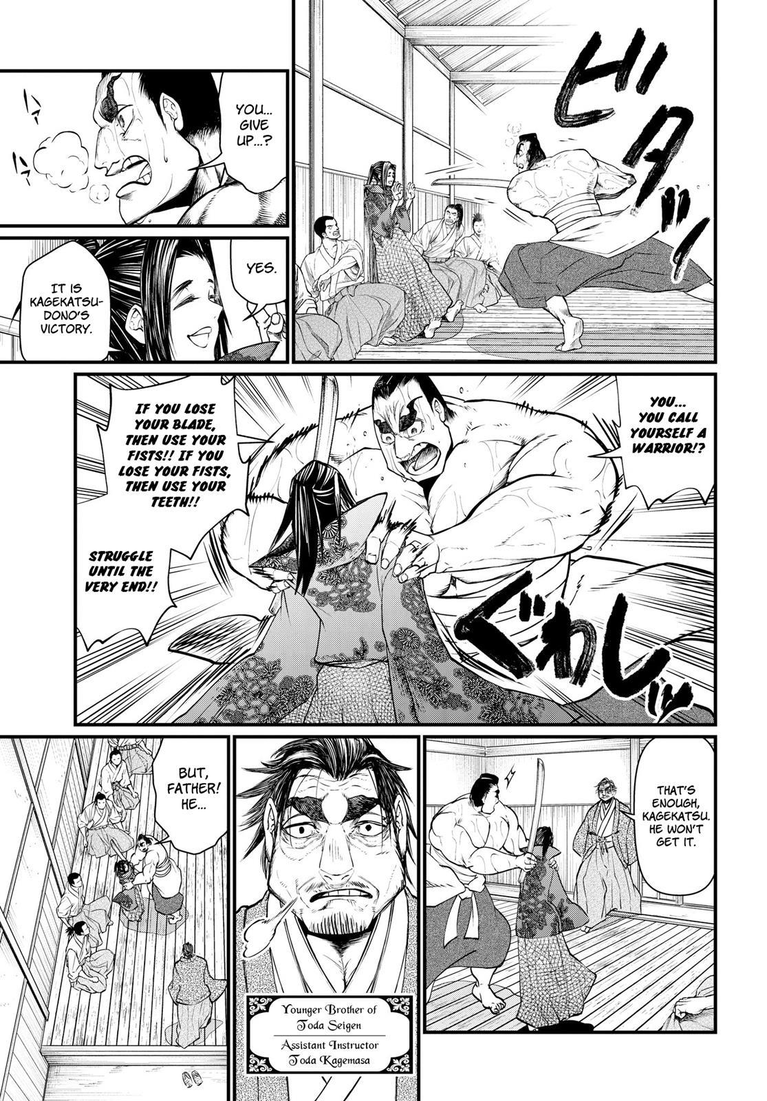 Shuumatsu no Valkyrie, Chapter 16 image 010