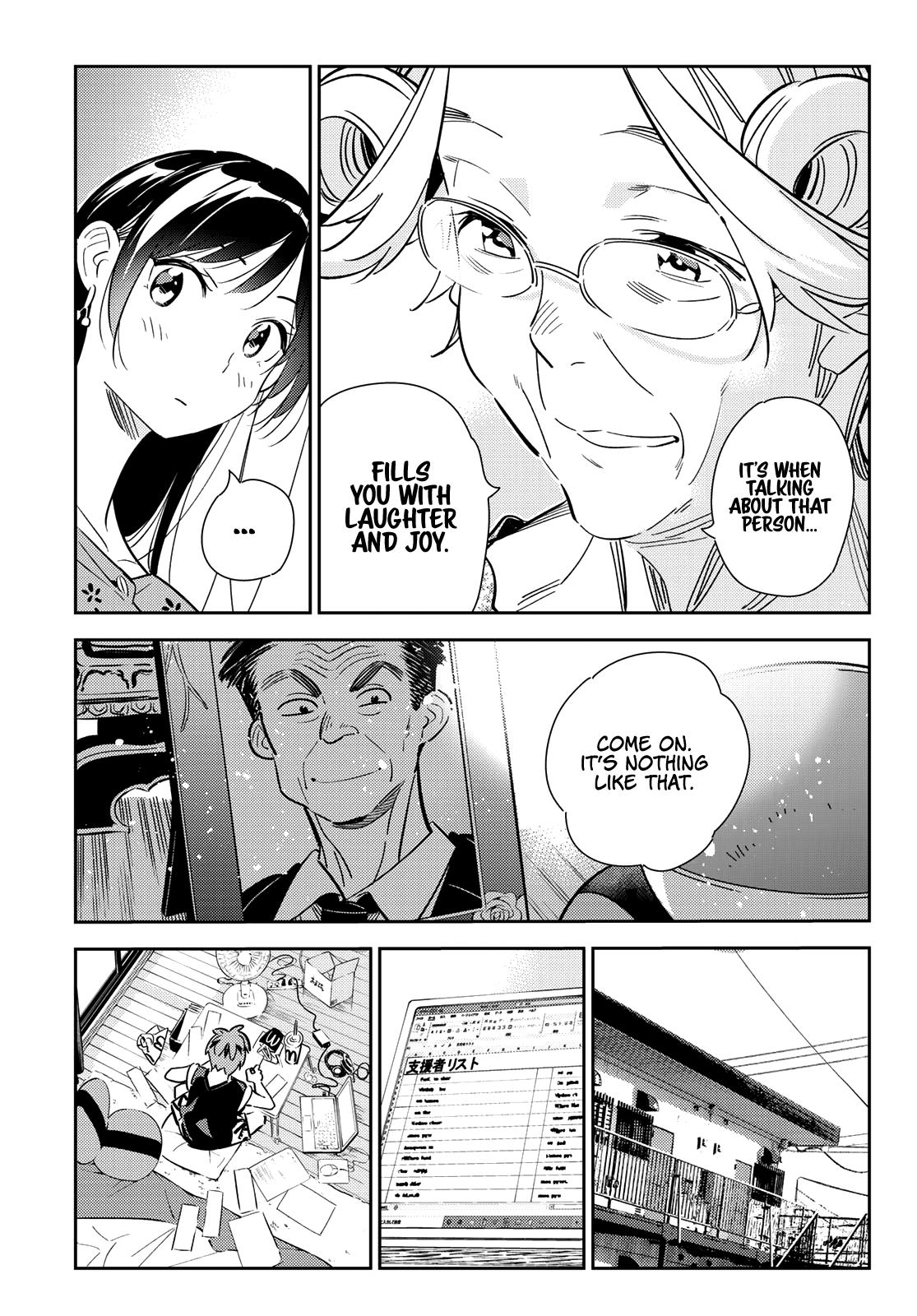 Kanojo Okarishimasu, Chapter 143 image 021