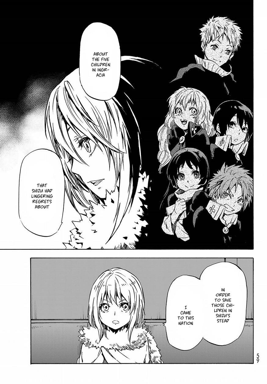 Tensei shitara Slime Datta Ken, Chapter 46 image 044
